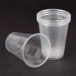 180cc Plastik Bardak (100 Adet)