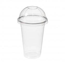 400cc Soğuk İçecek (Milkshake) Bardağı (50 Adet)