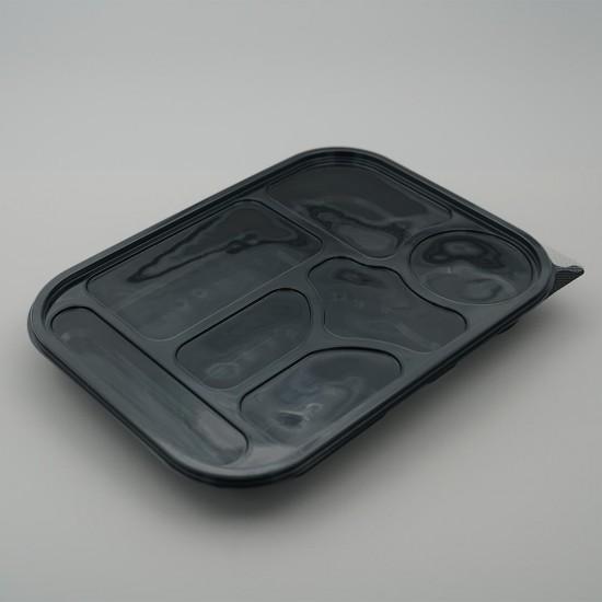 Mikrodalga Kahvaltı Kap + Kapak (50 Adet)