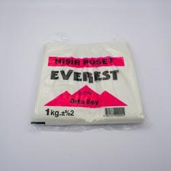 Everest Beyaz Atlet Poşet Orta Boy (1Kg)
